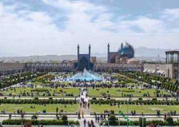 Naqsh-e-Jahan (Imam) Square