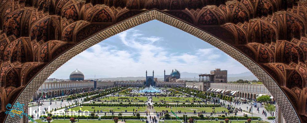 naqsh-e jahan square view