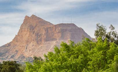 Sofe Mountain