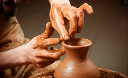 Pottery isfahan-IsfahanInfo