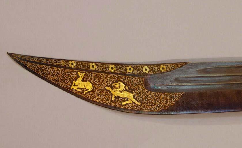 Gold Studding-IsfahanInfo