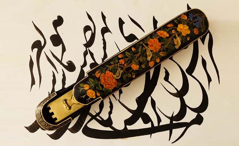 Papier Mache sfahan-IsfahanInfo