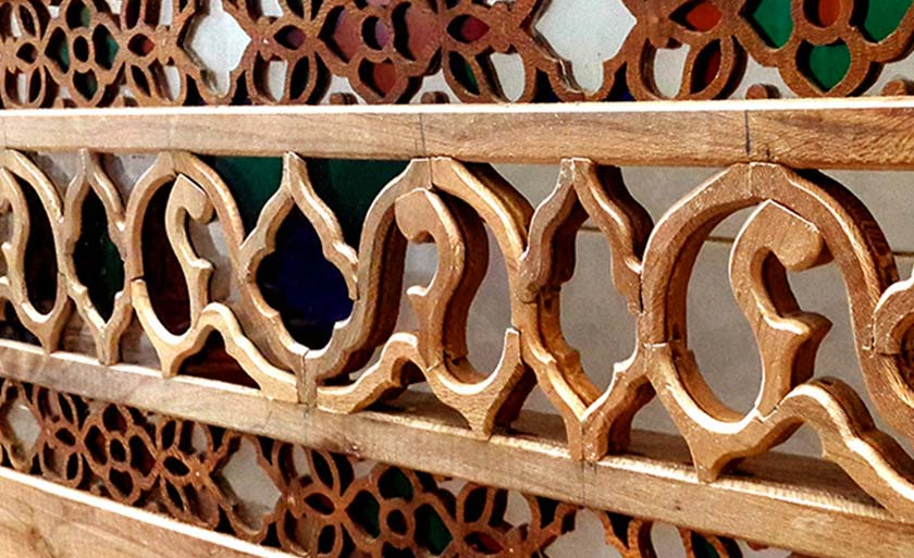 Wood Joint-IsfahanInfo