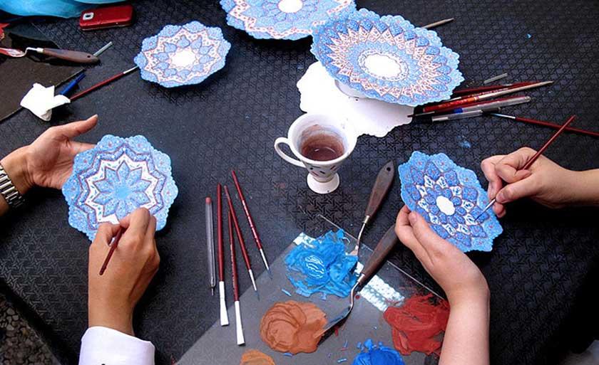 enameling-IsfahanInfo